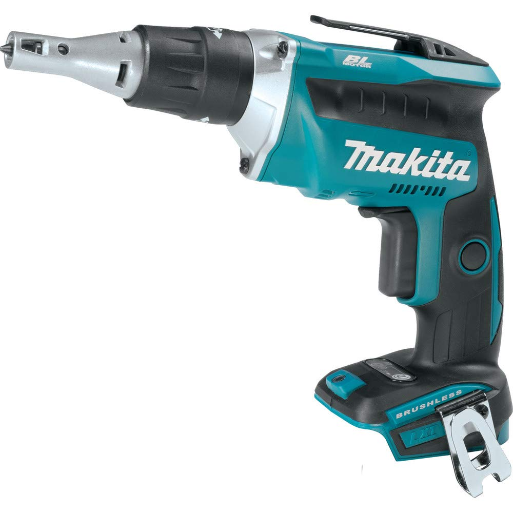 Makita XSF03Z-R 18V LXT Cordless Lithium-Ion Brushless Drywall Screwdriver Bare Tool Renewed