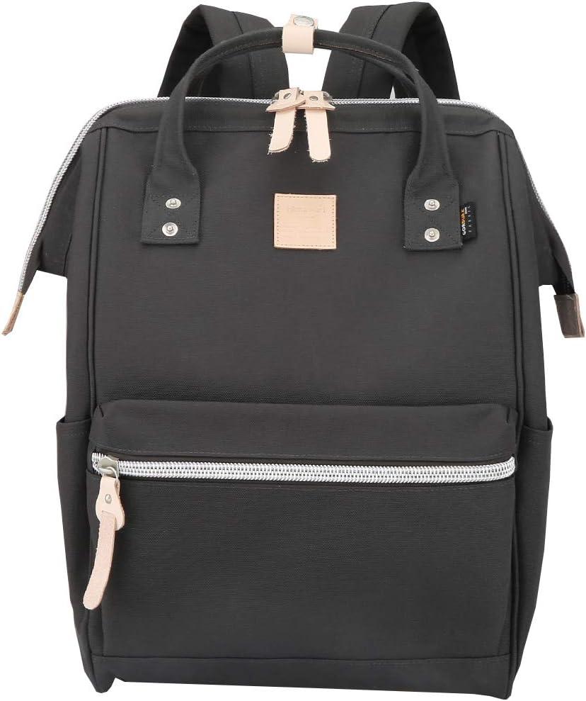 Himawari Travel Backpack Large Diaper Bag School Backpack for Women&Men 17.7