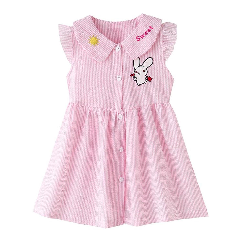 62b1705cfadaf Lolittas New Look Baby Summer Dress 2-6 Years,Pink Princess Cute ...