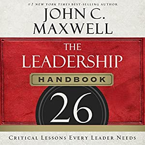The Leadership Handbook | Livre audio