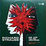 Strauss: Tod Und Verklarung / Death And Transfiguration / Till Eulenspiegel - Don Juan