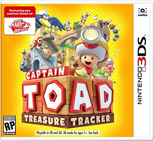 Captain Toad: Treasure Tracker - 3DS [Digital Code]