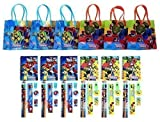 Transformers Party Favor Stationery Set - 6 Pack (54 Pcs)