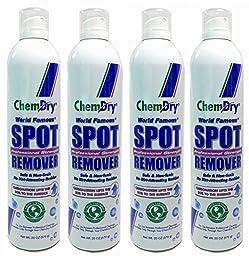 Chem-Dry Professional Strength Spot Remover 20 Oz (4 Pack)