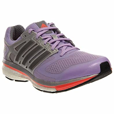 38aece0d174a4 adidas Womens Supernova Glide 6 Boost Running Shoe (5 B(M) US