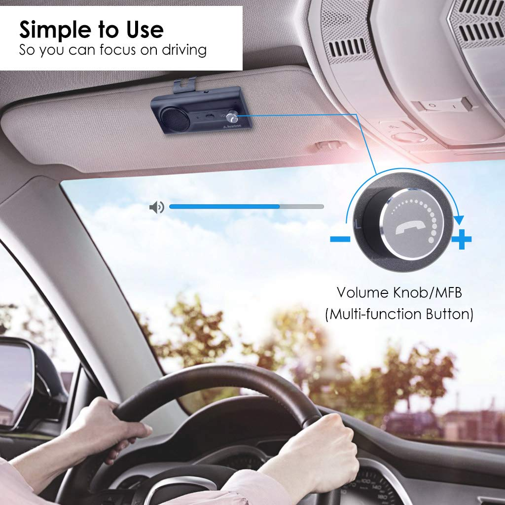 Avantree BTCK-11-TTN-MOD4 Bluetooth Car Kit