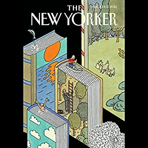 The New Yorker, August 10th and 17th 2015: Part 1 (Jake Halpern, David Remnick, Emily Nussbaum) Periodical