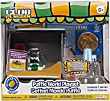 Club Penguin Black Puffle House with Skateboard Ramp Play Set