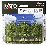 KATO(カトー) KATO(カトー)・NOCH(ノッホ) けやき (緑) 65mm (3本入)