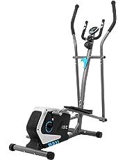 ISE Vélo D'appartement Vélo Elliptiques Cross Trainer - Système de freinage magnétique