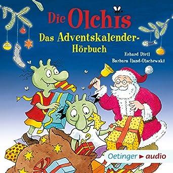 Das Adventskalender Hörbuch Die Olchis Die Olchis Hörbuch
