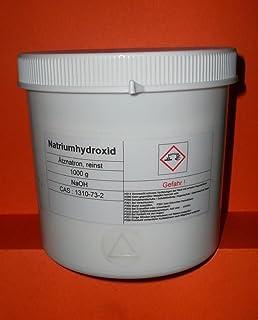 1000 g Hidróxido de sodio microperlas > 99% naoh, cáustica, abbeizmittel