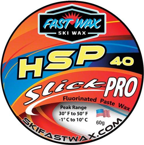 UPC 897140001338, Fast Wax HSP-40 Slick Pro Wax: Yellow