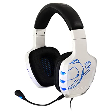 Ozone Rage 7HX 7.1 Gaming Headset White