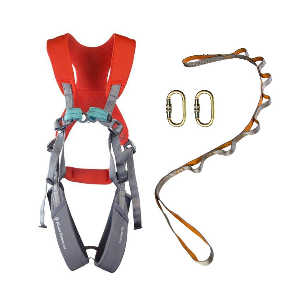 200' CHETCO Zip LINE KIT + Child Harness KIT by Zip Line Gear (Image #3)