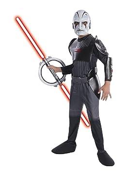 Star Wars Rebels deluxe - Disfraz, el inquisidor traje ...