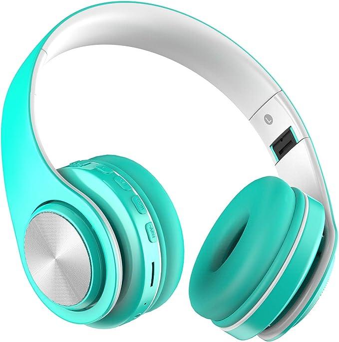 144 opinioni per MeihuaTu Cuffie Bluetooth Stereo, Cuffie Over-Ear Con Autonomia 10 Ore, Cuffie