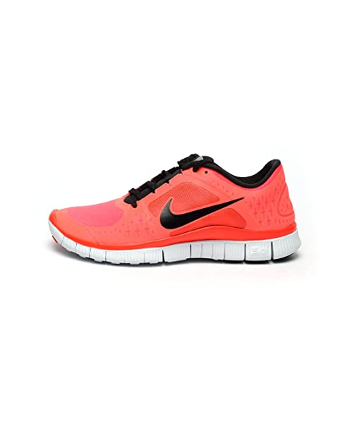 new styles 42c25 f8d13 Nike Free Run 3 Shield Bright Orange White Running Runner Men Shoes 536840  600 (