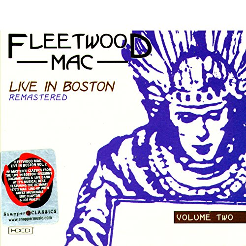 Live In Boston Remastered Vol. 2