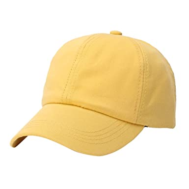 MERICAL Gorra De Beisbol Gorro Mujer Piel Sombrero Ajustable ...