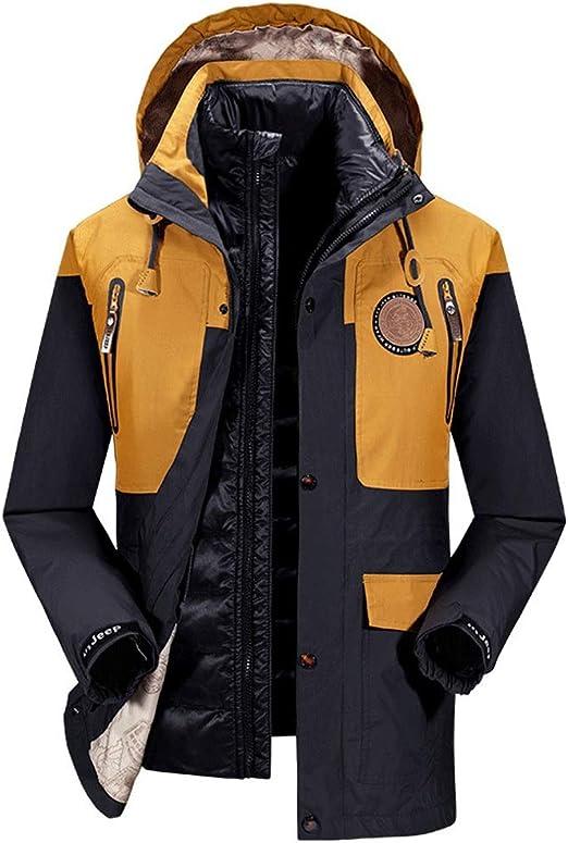 Veste de ski pour hommes Mens Ski Vestes Imperméable Coupe