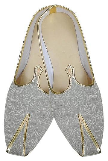 Mens Ivory Designer Wedding Shoes MJ0100