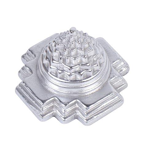 Buy Shiva Rudraksha Ratna Parad / Mercury Sri Yantra / Shree Yantra