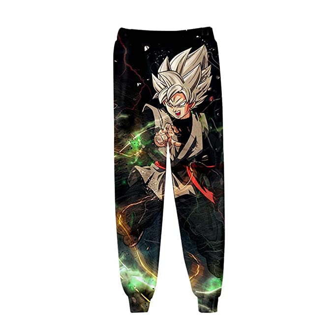Zcbm Moda Pantalones De Chándal Unisex Streetwear Pantalones De ...