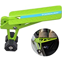 TOOENJOY Universal Fit Car Door Step, Foldable Roof Rack Door Step Up on Door Latch, Supports Both Feet, Easy Access to…
