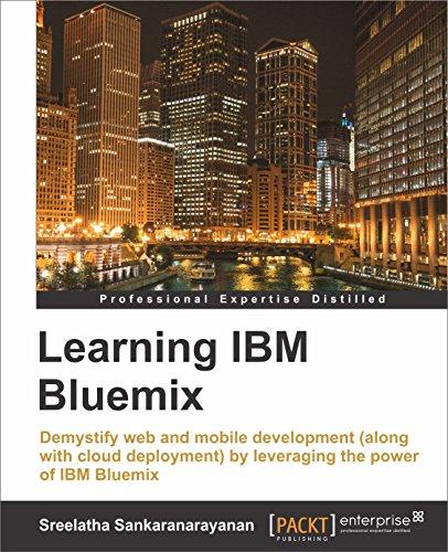 Download PDF Learning IBM Bluemix