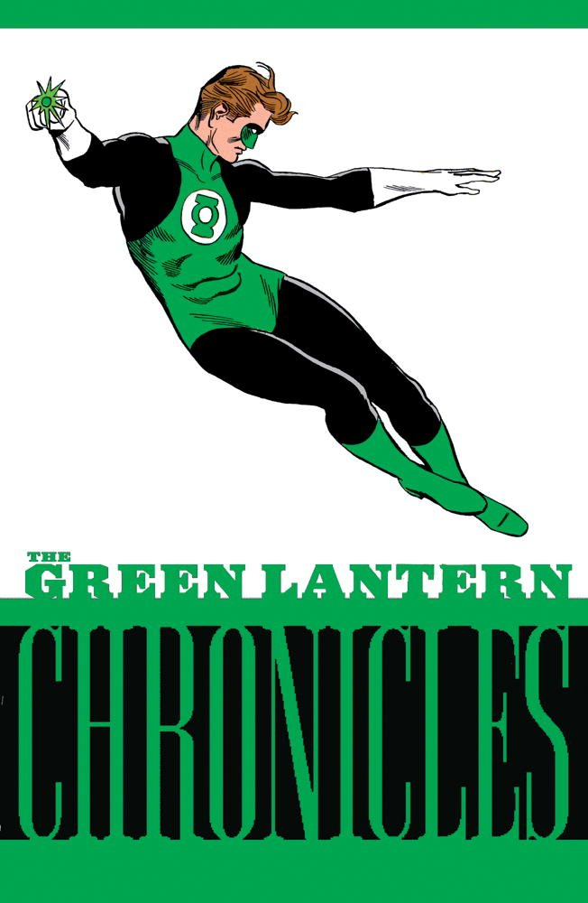 The Green Lantern Chronicles Vol. 3 ebook