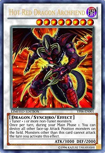 Yu Gi Oh Dragon Archfiend YF06 EN001 Promos product image
