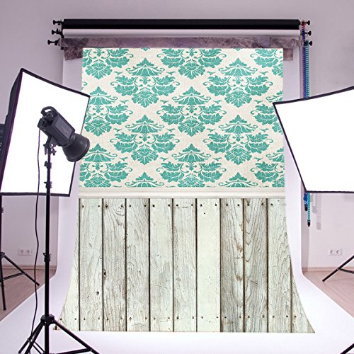 LB 5ft X 7ft Poly Fabric Photo Backdrop Printed Photography