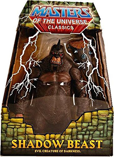 Master Of The Universe Classics Heman Exclusive 9 Inch Deluxe Action Figure Shadow Beast