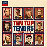 Music : Ten Top Tenors [2 CD] by Luciano Pavarotti (2015-05-04)