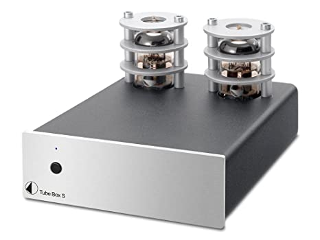 Amazon.com: Pro-Ject Tube Box S Phono PreAmplifier, Black ...
