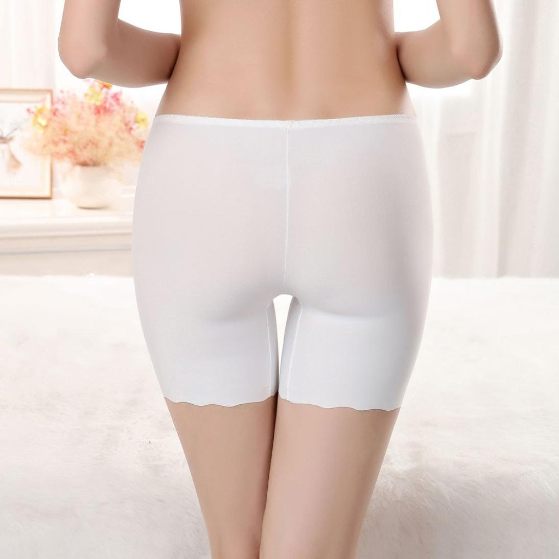 SHOBDW Las mujeres de encaje faldas escalonadas falda corta bajo pantalones de seguridad ropa interior: Amazon.es: Ropa y accesorios