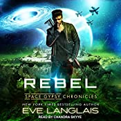 Rebel: Space Gypsy Chronicles, Book 3 | Eve Langlais