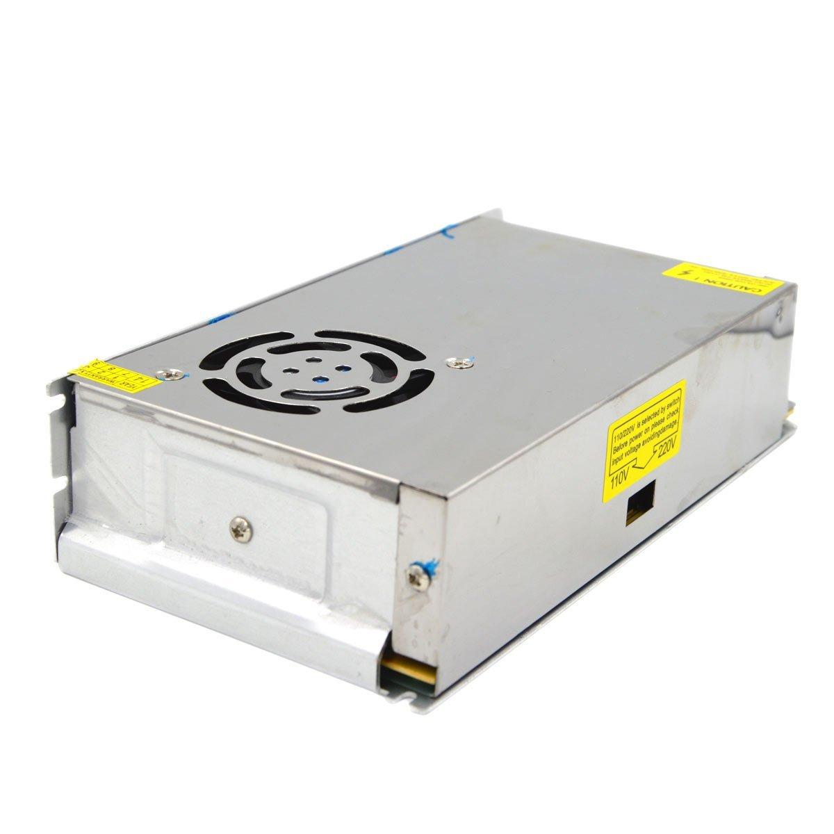 12/V alimentaci/ón de 220/V estabilizada Fuente de alimentaci/ón 30/A con ventilador transformador Switching 30/A