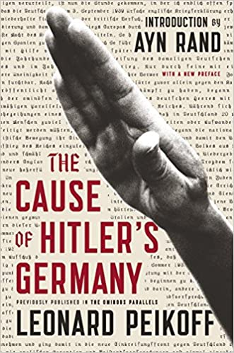 Book The Cause of Hitler's Germany