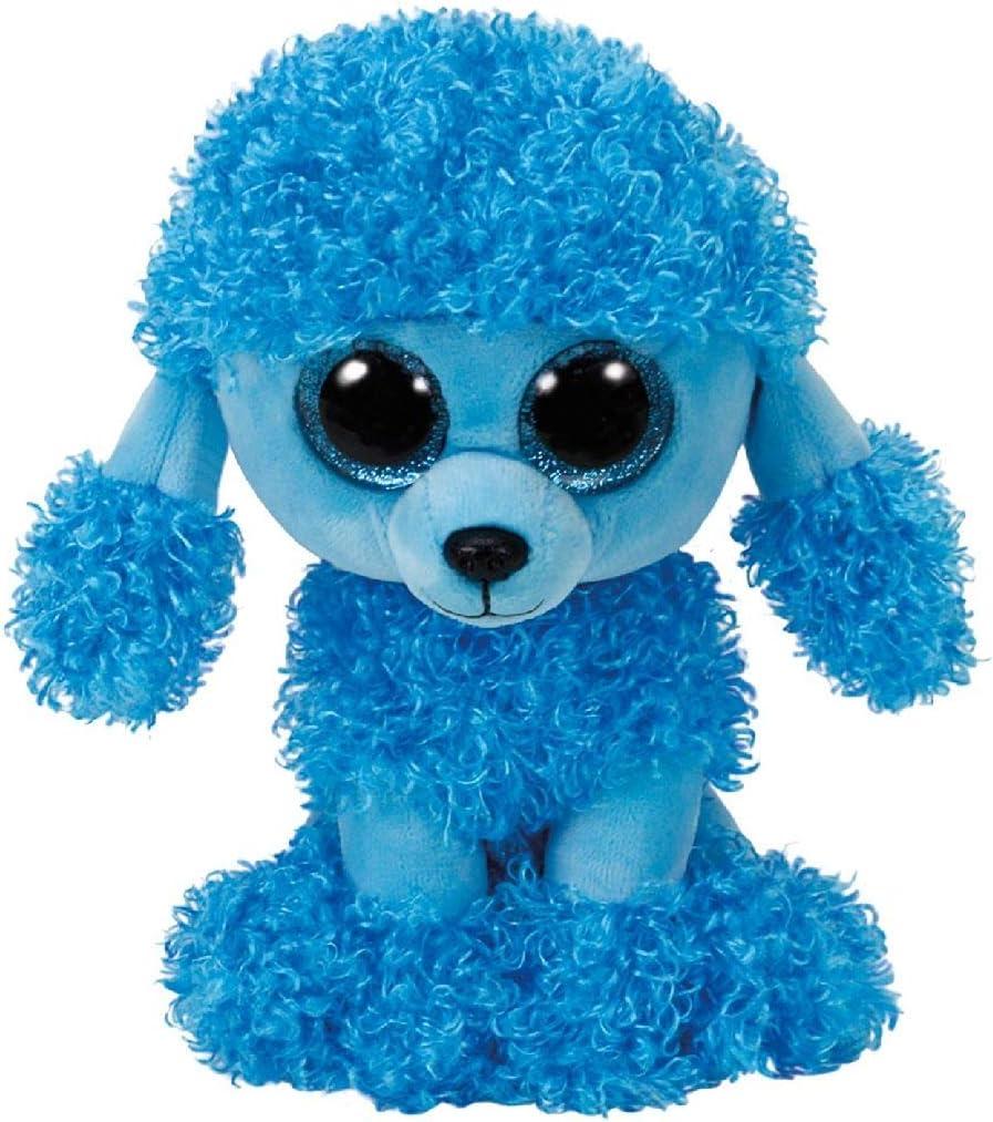 Ty Beanie Boos Mandy-Caniche Azul 15 cm (36851TY) (United Labels Ibérica: Amazon.es: Juguetes y juegos