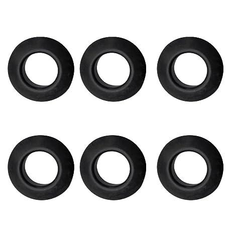 MachinYesell 10PSC 10mmx1mm Court M/âle /Écrou De Tuyau De Frein Vis pour 3//16  Freinage Tubes en Acier dor/é