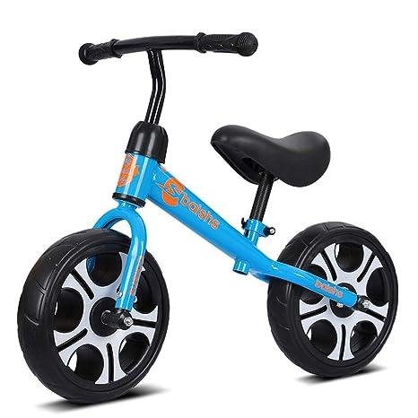 Lixada Bicicleta de Empuje Manual de 12 Pulgadas Niño Niña ...