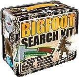 Aquarius Bigfoot Search Kit Large Tin Fun Box