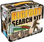 Aquarius Bigfoot Search Kit Large Tin Fun Box