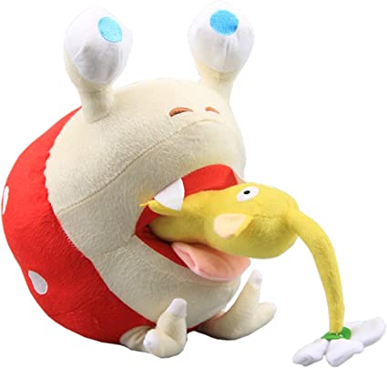 Amazon Com Uiuoutoy Pikmin Red Bulborb Chappy Yellow Pikmin