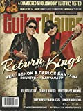 img - for Guitar Players Magazine (Neal Schon & Carlos Santana Cover, September 2016) book / textbook / text book