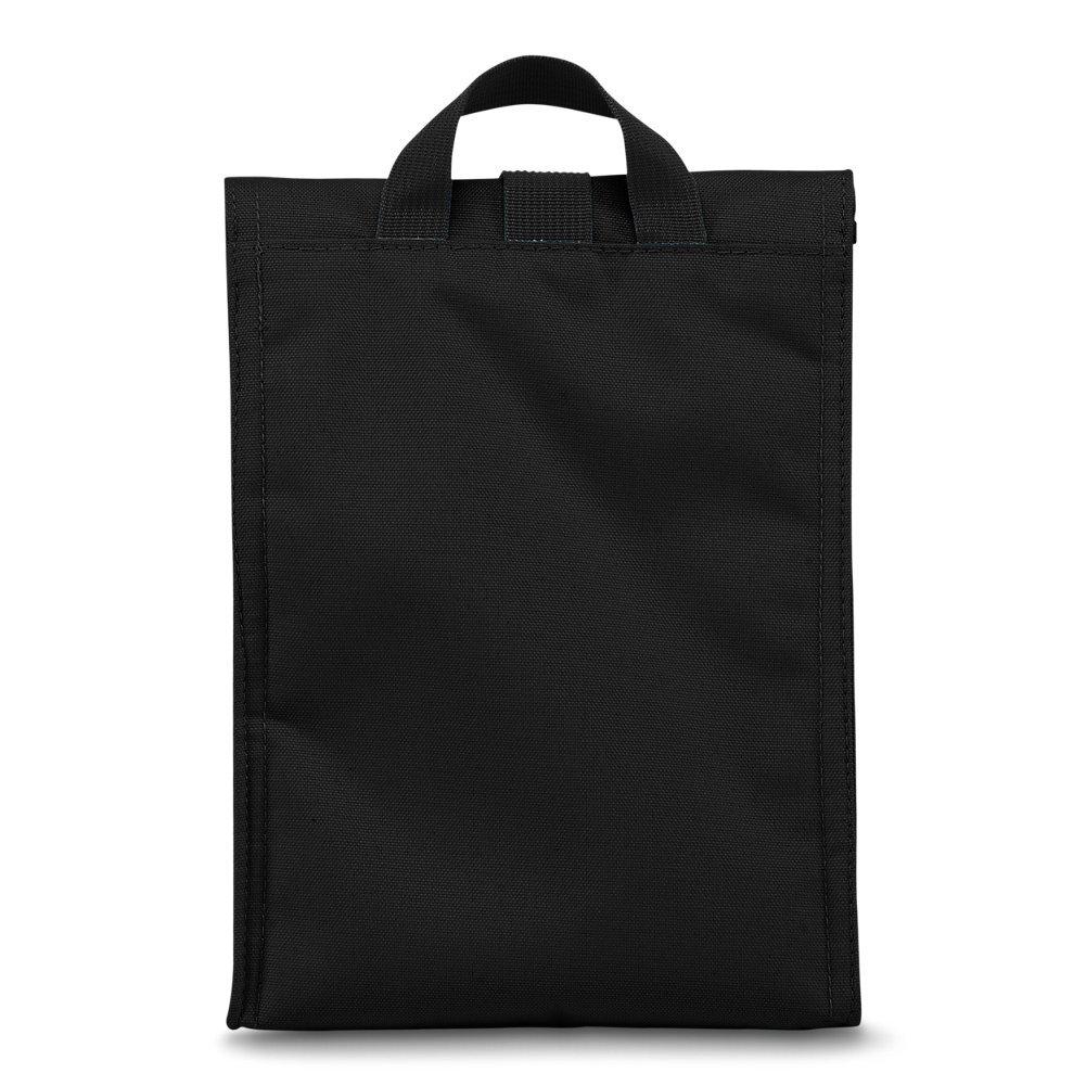 JanSport Rolltop Lunch Bag - Black - Insulated, Spill-Resistant by JanSport (Image #3)