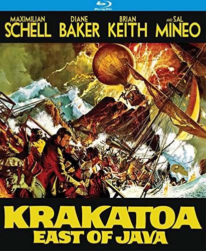 Krakatoa, East of Java [Blu-ray]