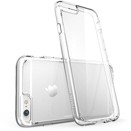 Amazon.com: iPhone 6S Plus Funda, Transparente (antirayones ...